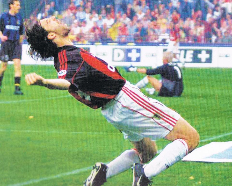 Il derby perfetto di Gianni Comandini - Milan 120